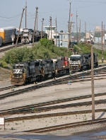 NS Bellevue Yard