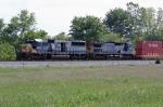 CSX 8562 on CSX L163-14