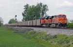 BNSF 5779 on CSX N859-XX