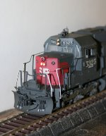 SP 5325 in HO Scale