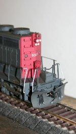 SP 5325 rear