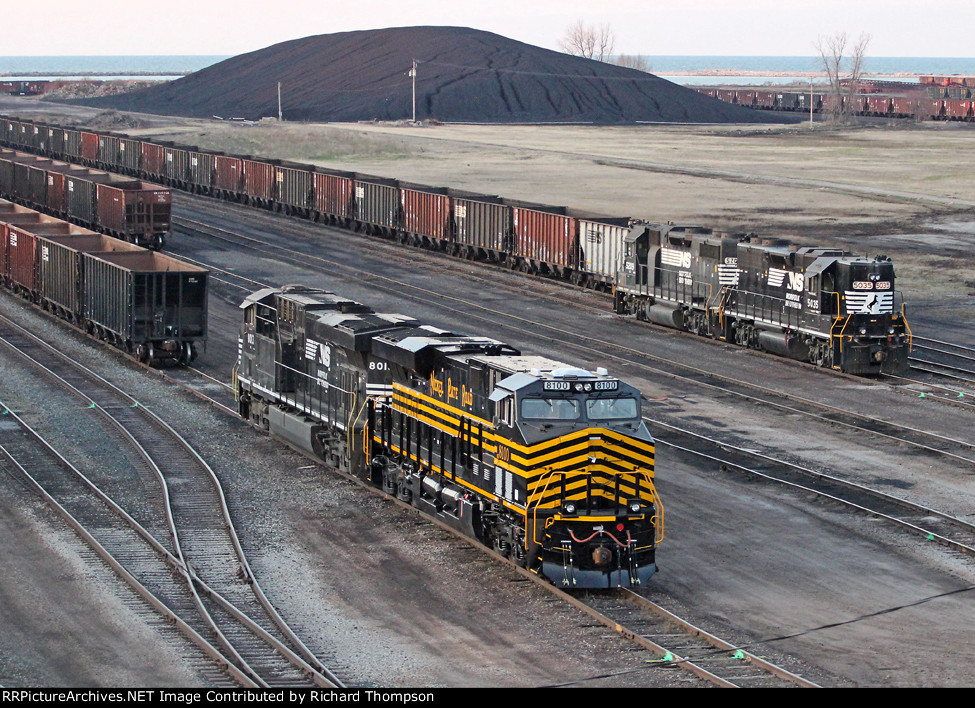 NS 8100 & 8013