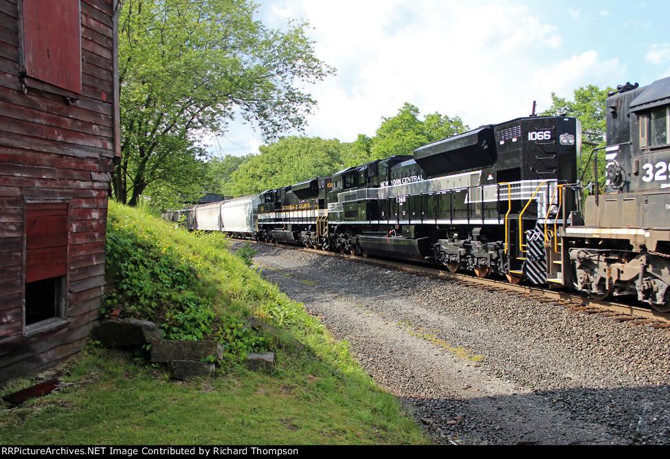 NS 1066 & 1065 on NS 34N