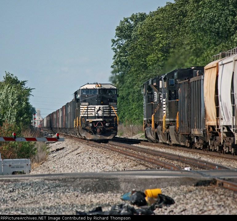 NS 8455 & 2687