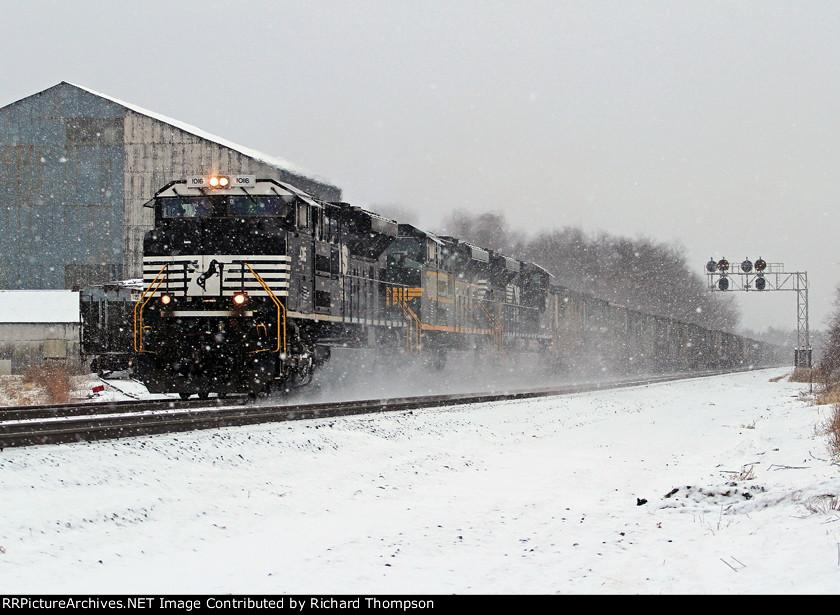 NS 1016 on NS 576
