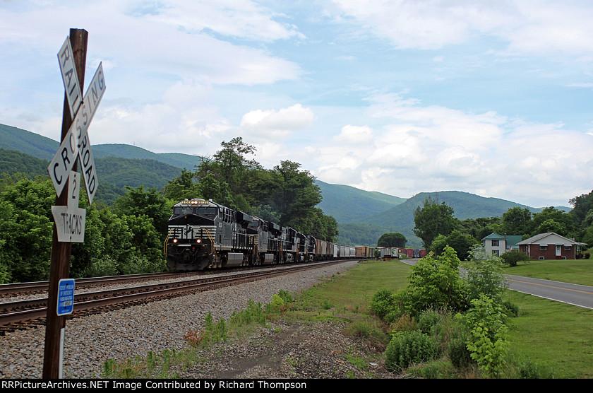 NS 8135 on NS 170