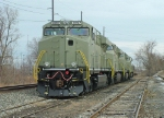 NS GEVO Deliveries