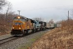 UP 4748 on NS 206