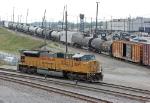 UP 8069 at Bellevue Yard