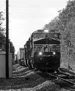 NS 7624 on NS 206
