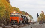 NS 8105 on NS 21Q