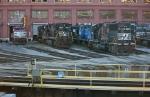 NS Juniata Locomotive Shops