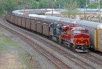 NS 8104 on NS 776