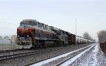 NS 8101 on NS 64R