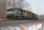 NS 7629 on NS 34N