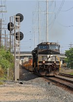 NS 9303 on NS 20T