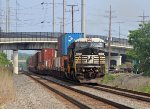 NS 8412 on NS 24W