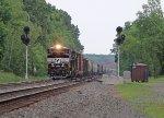 NS 2651 on NS 35N