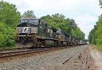 NS 9954 on NS 34N