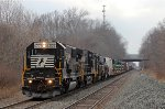 NS 6707 on NS 18A