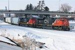 CN 8913 on NS 184