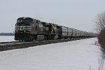 NS 9333 on NS 44T