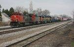 CN 2521 on NS 184