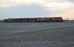 BNSF 4558 on NS 14Q