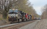NS 9952 on NS 19A