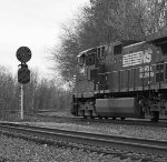NS 9445 on NS 12V (Conductor Dave Harrison)