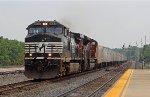 NS 9642 on NS 261
