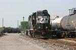 NS 5176 at the Yard