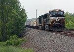NS 9911 on NS 24M