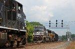NS 9201 on NS 69G
