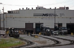 NS Bellevue Locomotive Shops