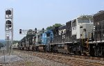 NS 8501 & 8500 on NS 10A