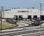 NS Bellevue Yard Engine Pit