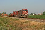 CP 9642 on NS 32T