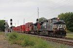 NS 9142 on NS 235