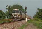 NS 9870 on NS 262