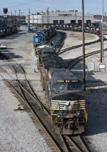 NS Bellevue Yard Power