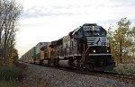 NS 2573 on NS 206