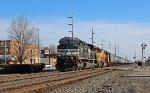 NS 1056 on NS 65T