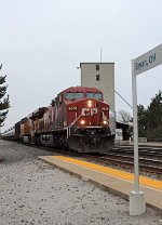 CP 8655 on NS 67X