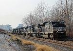 NS 2706 on NS 34N