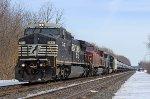 NS 8462 on NS 65V