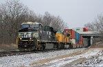 NS 7643 on NS 25V