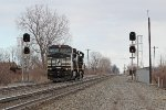 NS 8350 on NS 64A