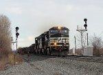 NS 9536 on NS 15N