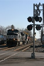 NS 9202 on NS 19A